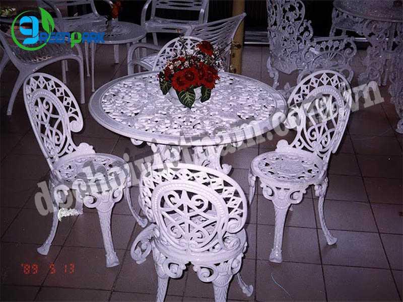 Bàn ghế sân vườn GP13201
