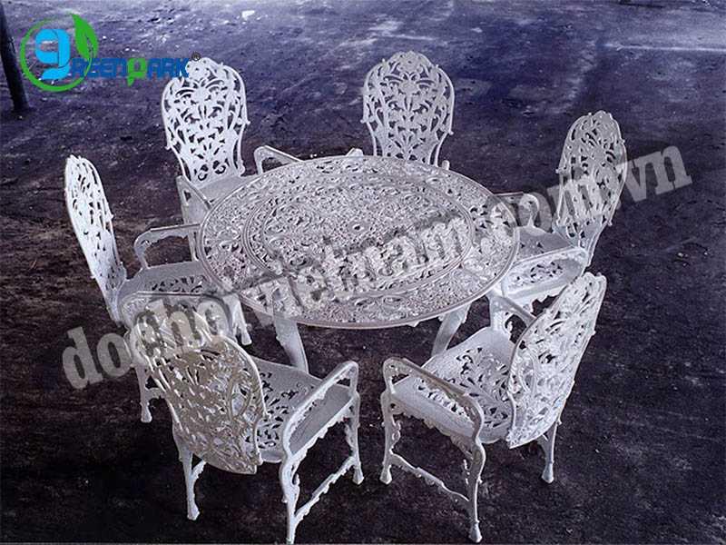 Bàn ghế sân vườn GP13204