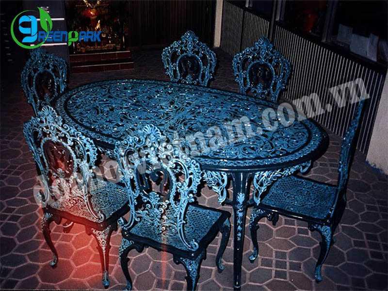 Bàn ghế sân vườn GP13205