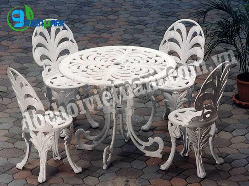 Bàn ghế sân vườn GP13207