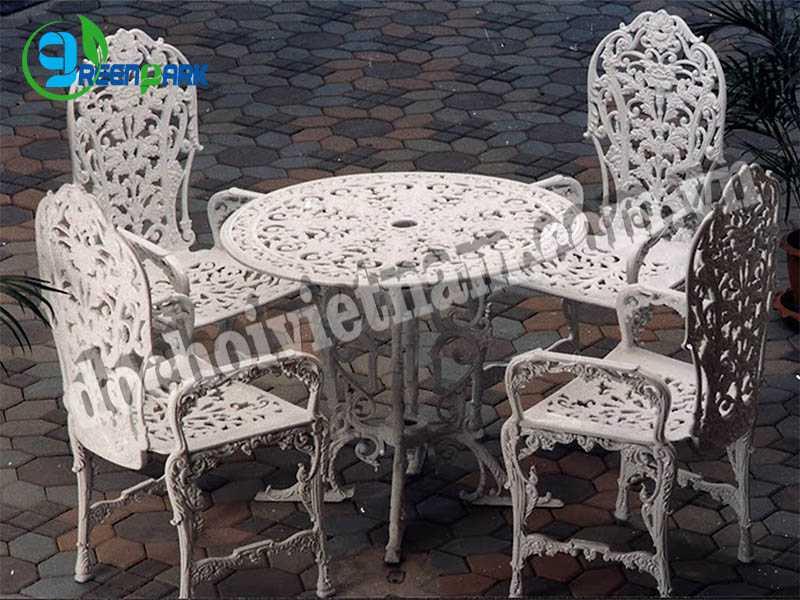 Bàn ghế sân vườn GP13210