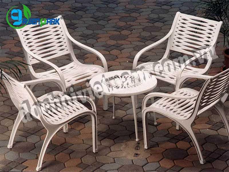 Bàn ghế sân vườn GP13213