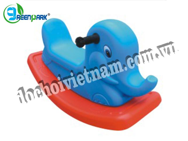 Bập bênh con voi GP07510