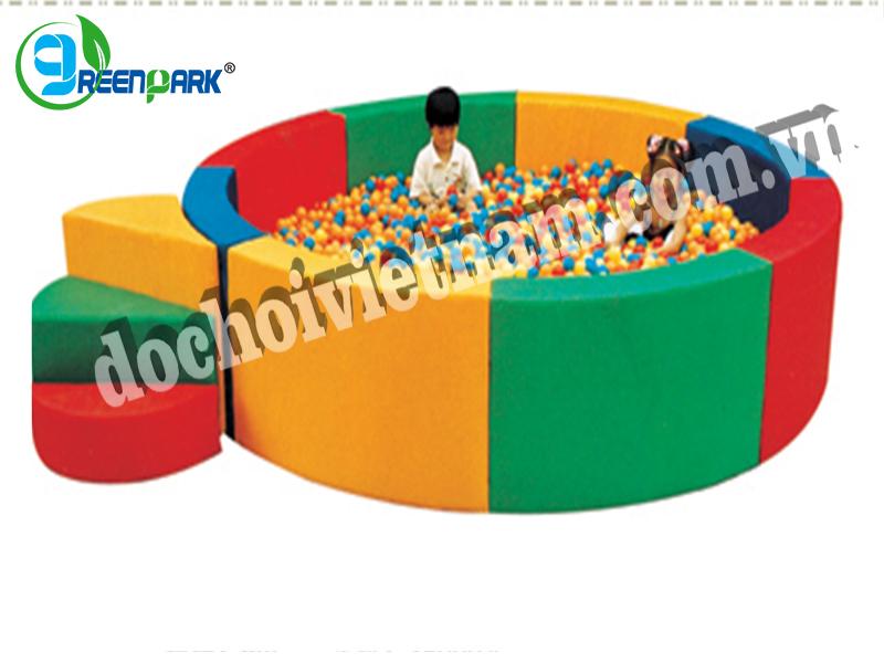 Bể bóng tròn GP07203