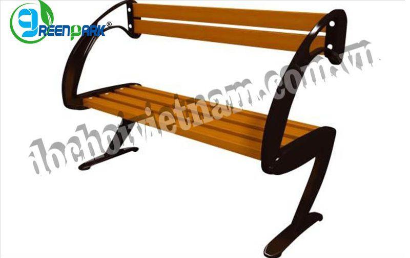 ghế băng công viên GP13116