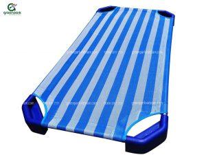 Nằm giường lưới giúp bé hạn chế khả năng bị cảm lạnh
