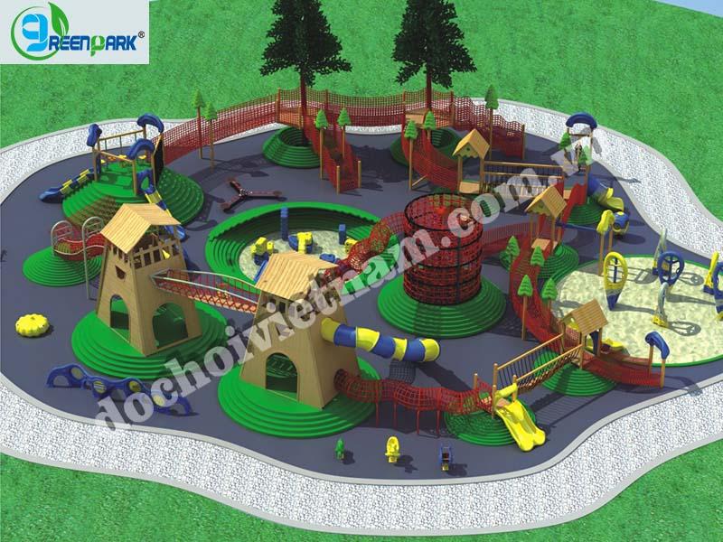 khu vui chơi giải trí ngoài trời GP02019