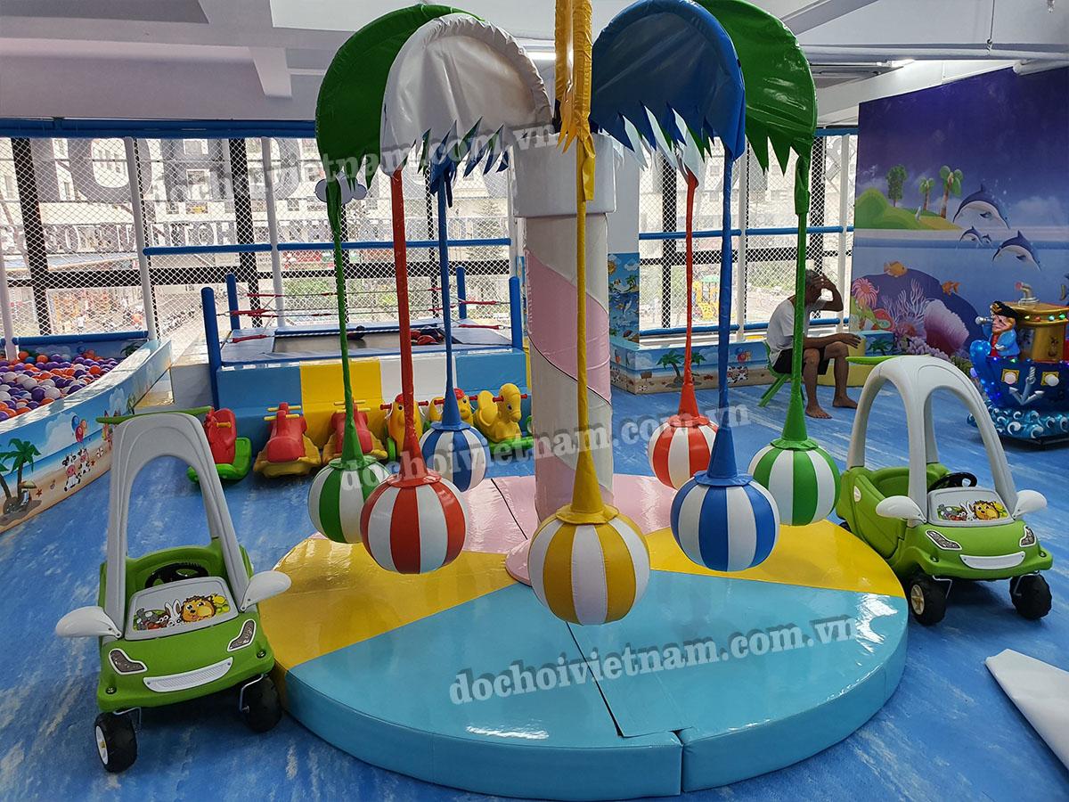 Chât lượng sản phẩm kém sẽ dẫn đến việc thanh lý khu vui chơi trẻ em