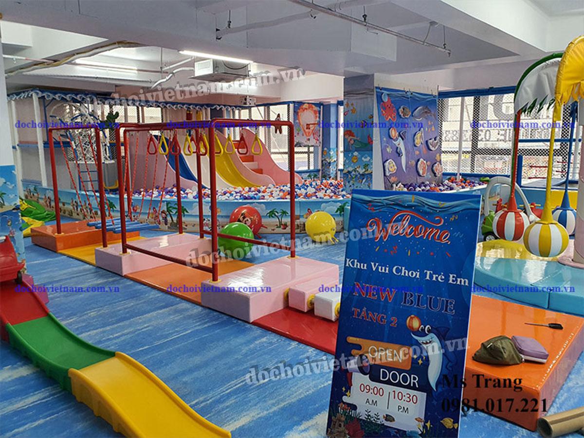 Chất lượng sản phẩm khu vui chơi trẻ em