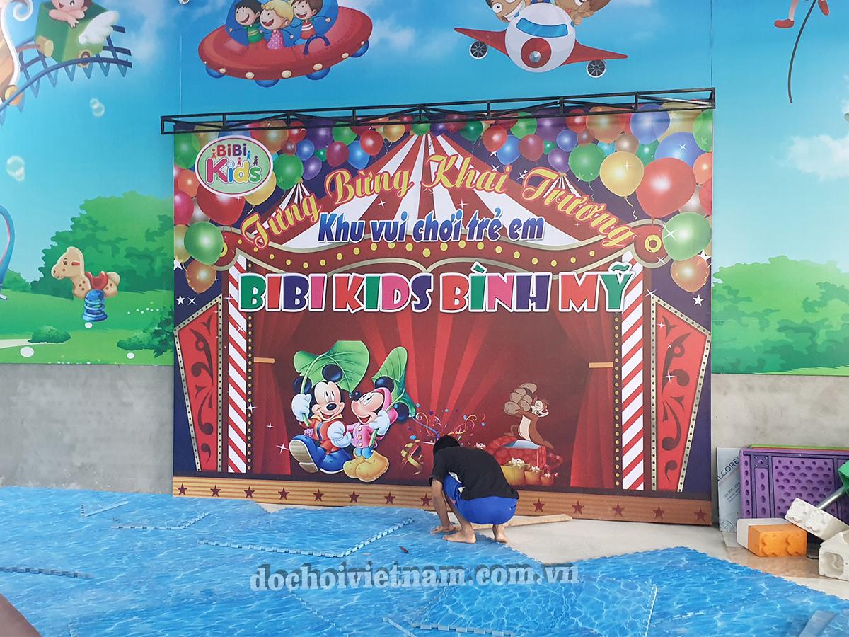 xu hướng kinh doanh khu vui chơi trẻ em mới