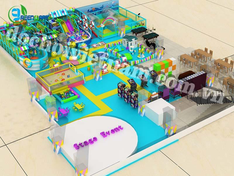 Sân chơi trẻ em GP01006