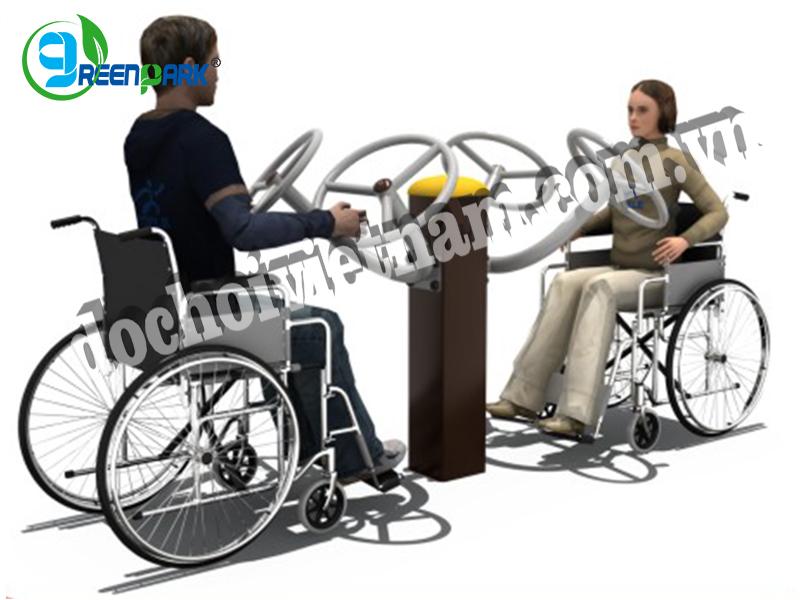 Thiết bị tập tay quay cho người khuyết tật GP11039
