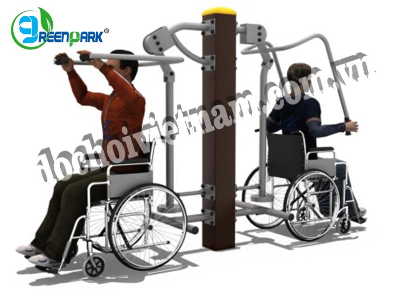 Thiết bị tập tay vai cho người khuyết tật GP11041