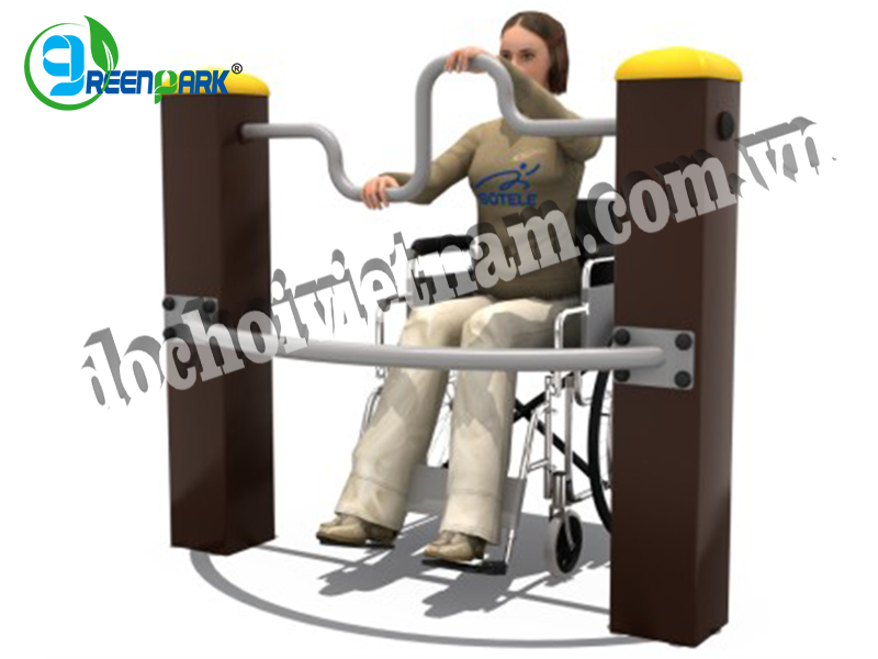 Thiết bị thể dục ngoài trời cho người khuyết tật GP11048