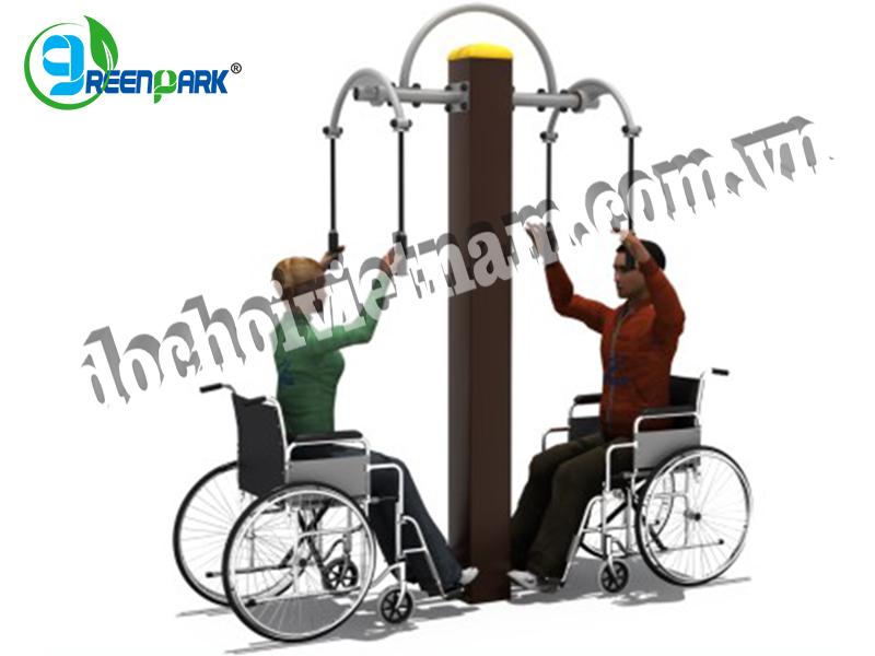 Thiết bị thể dục ngoài trời cho người khuyết tật GP11045