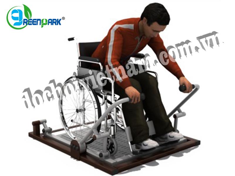 Thiết bị thể dục ngoài trời cho người khuyết tật GP11049