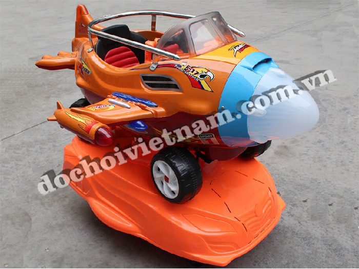 Thú nhún điện GP05202 máy bay