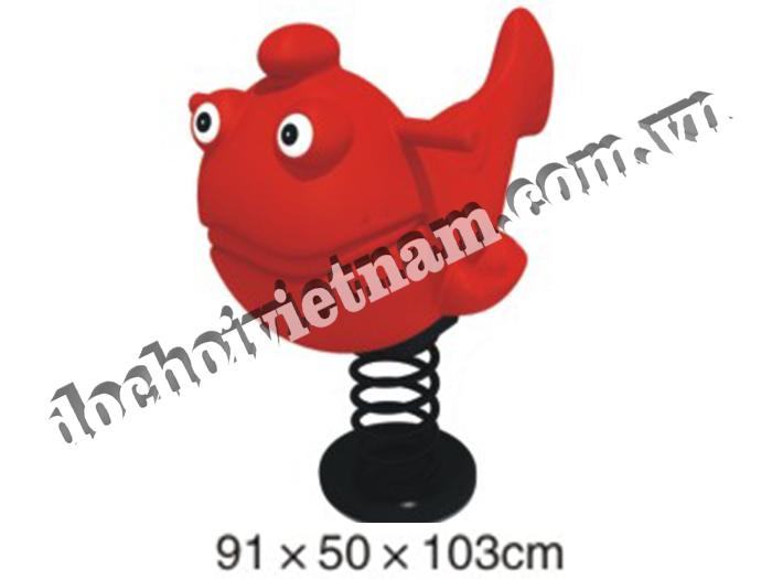 Thú nhún lò xo cá mập GP05503