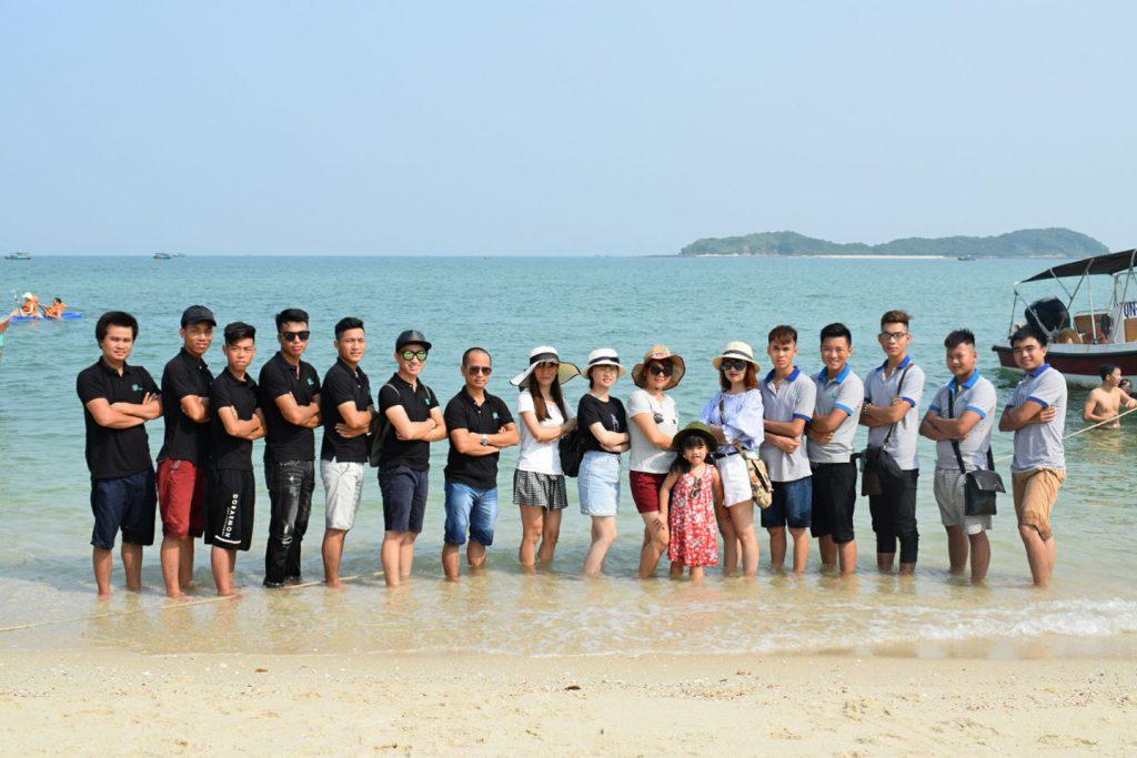 Đội ngũ Green Park Việt Nam