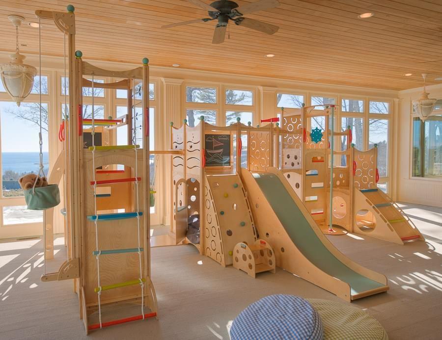 Nhà liên hoàn gỗ