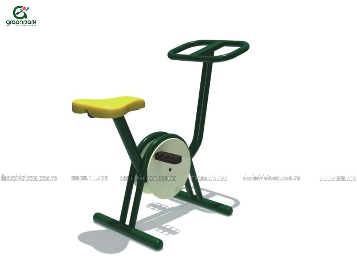 Thiết bị đạp xe ngoài trời