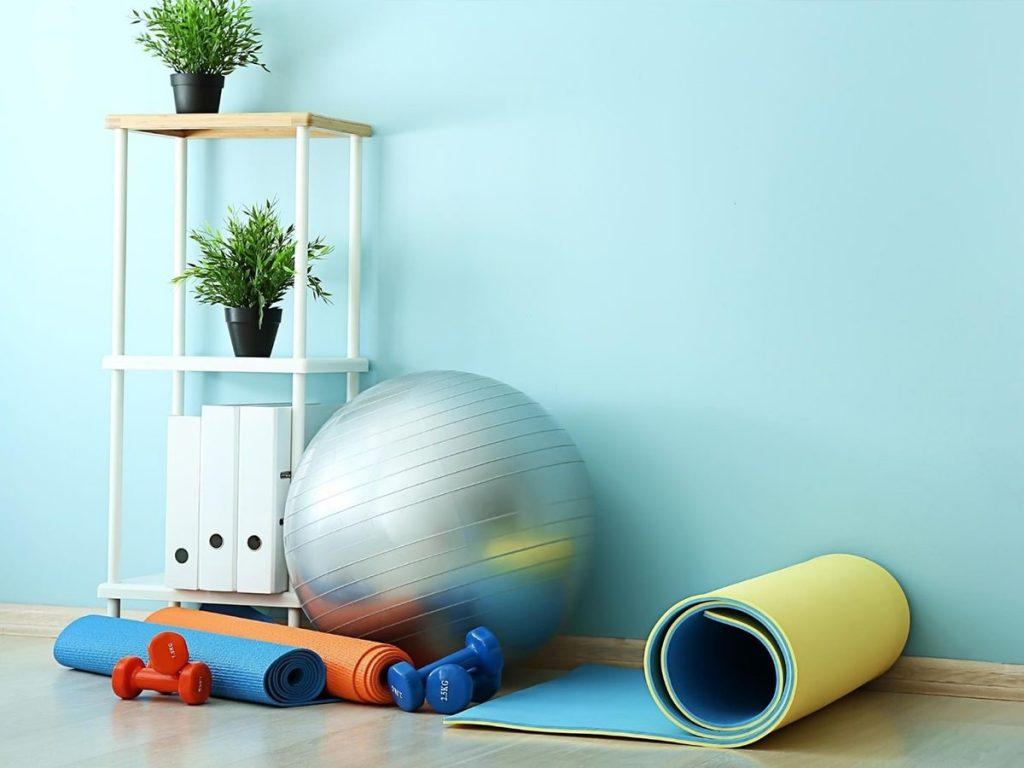 Thiết bị tập thể dục tại nhà