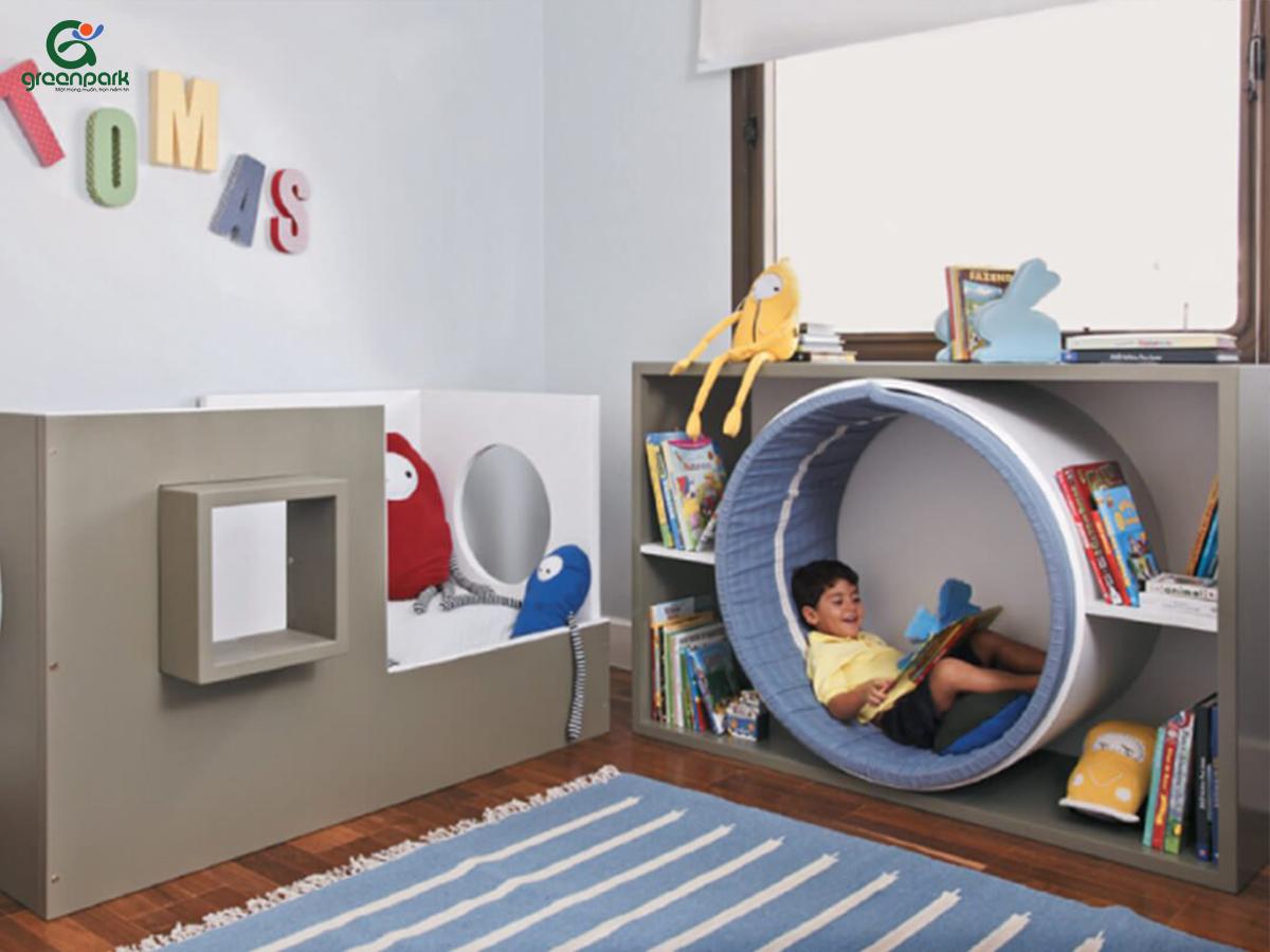 ý tưởng thiết kế phòng ngủ cho bé tại nhà