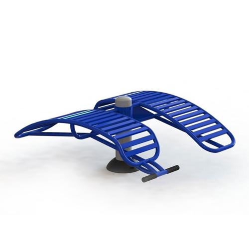 dụng cụ tập thể dục thể thao ngoài trời ở công viên 1